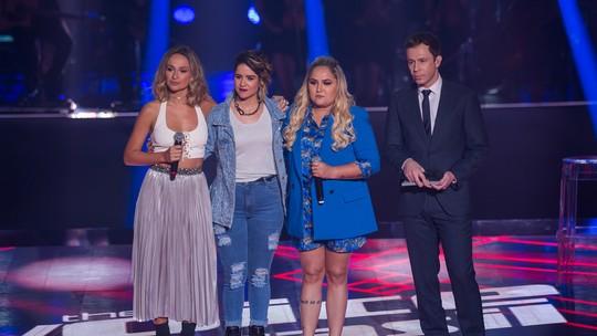 Camilla Marotti, Catarina Rosa e Rebeca Lindsay abrem a última noite das Rodadas de Fogo pelo Time Ivete