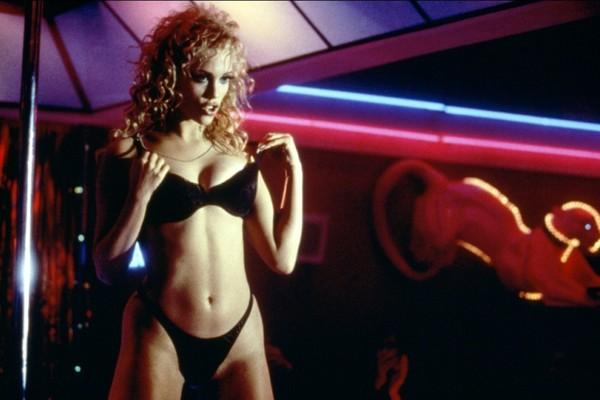 Uma cena do filme Showgirls (1995) (Foto: Reprodução)
