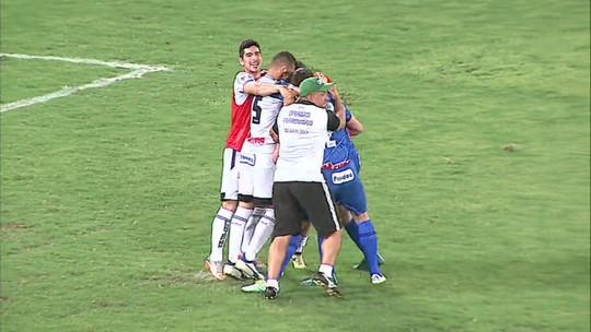 Cuiabá x Operário-PR - Campeonato Brasileiro Série C 2018 - globoesporte.com