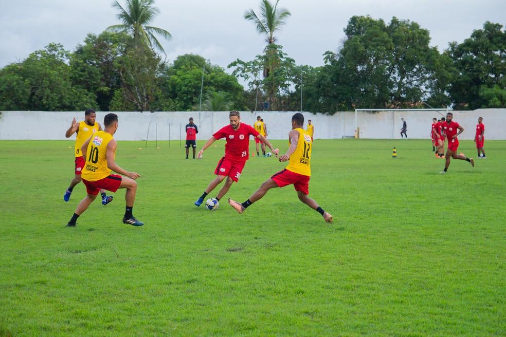 Juventude-MA começa a Série D jogando em São Mateus — Foto: Divulgação / Juventude-MA