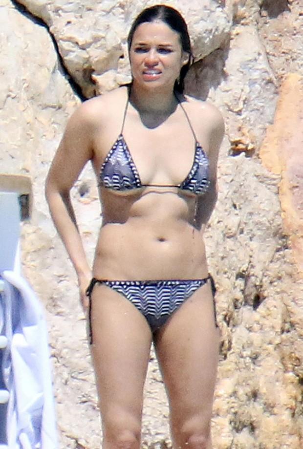Michelle Rodriguez (Foto: BackGrid)