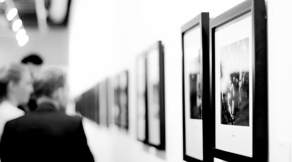 galeria de arte (Foto: Reprodução/Pexels)