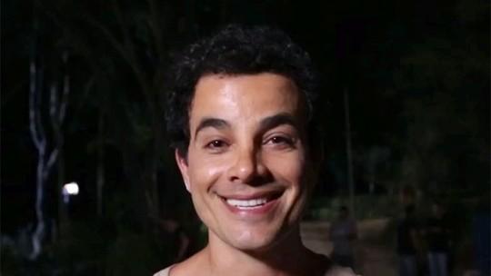 Anderson Di Rizzi revela segredo de cena de ação de 'Êta Mundo Bom!'