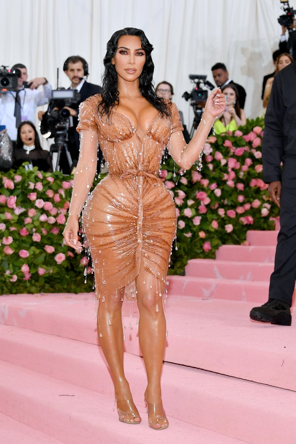 Kim Kardashian: Met Gala (Foto: Getty Images)