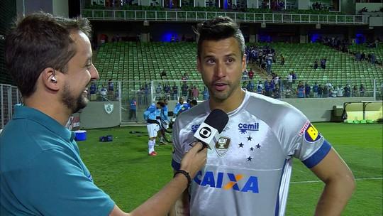 Fábio atinge 800 jogos pelo Cruzeiro, agradece a todos e mira mais partidas