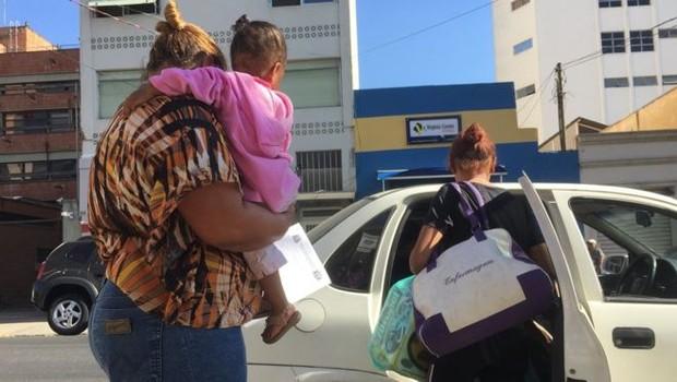Especialistas dizem que qualquer pessoa pode filmar ações policiais (Foto: Direito de imagemLEANDRO MACHADO/ BBC NEWS BRASIL)