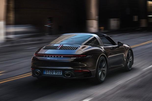 Porsche 911 Targa (Foto:  Divulgação)