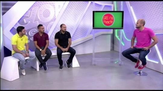 GE na Rede recebe diretor do Bragantino, meia Flamel e debate a reta final do Parazão 2019