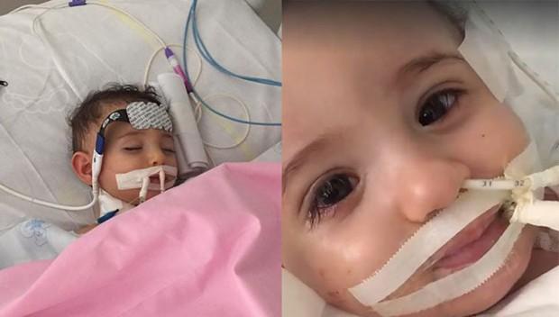 Marwa foi vítima de um vírus agressivo que atingiu seu sistema nervoso e órgãos vitais (Foto: Reprodução)