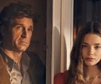 Patrick Dempsey e Kristine Froseth em cena em 'A Verdade sobre o Caso Harry Quebert' | Divulgação