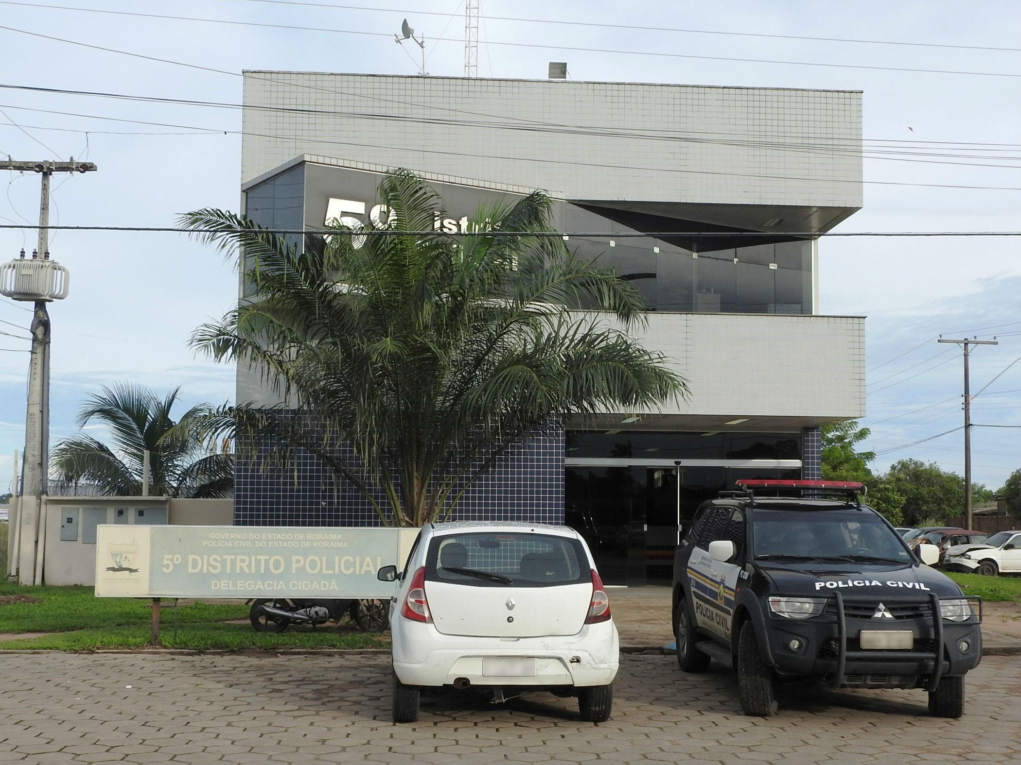 Brasileiro agarra venezuelana à força após vítima pedir água em restaurante e acaba preso em RR - Notícias - Plantão Diário