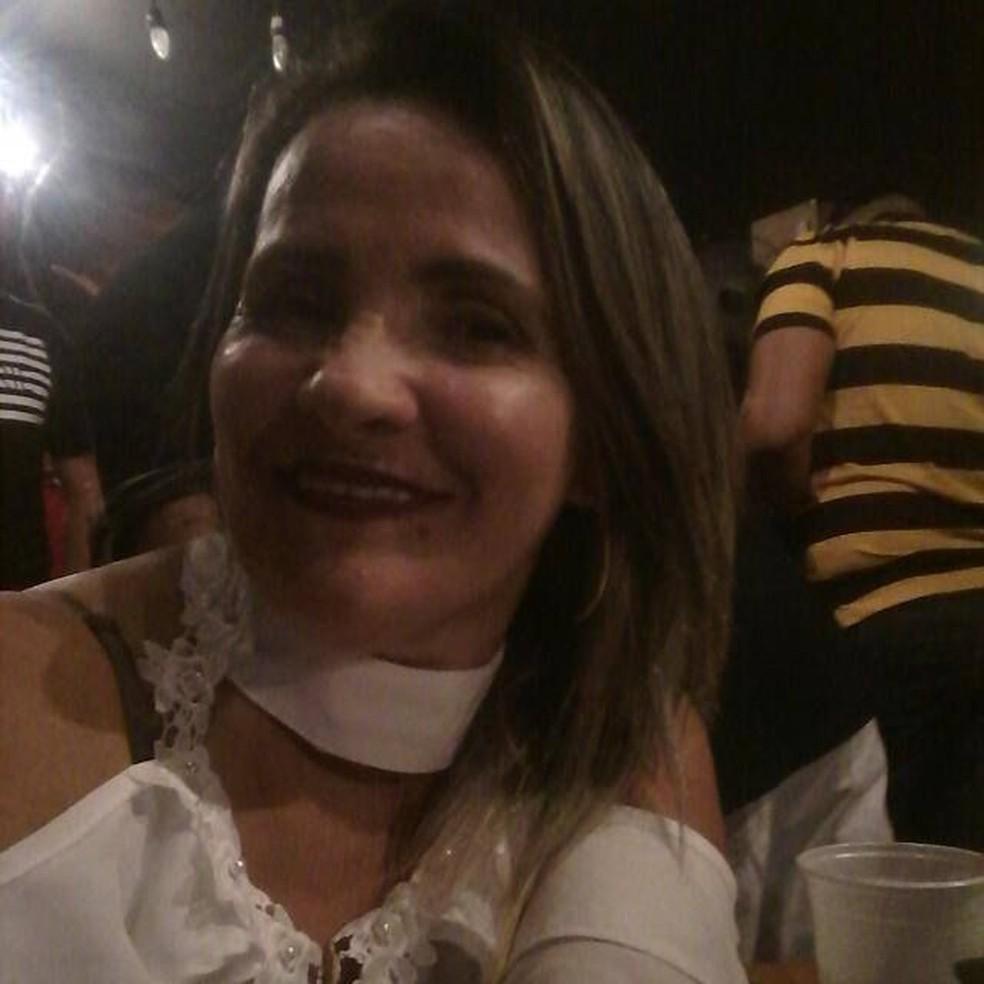 Isolda Claudino de Almeida tinha 53 anos e foi assassinada na Zona Norte de Natal (Foto: Cedida)