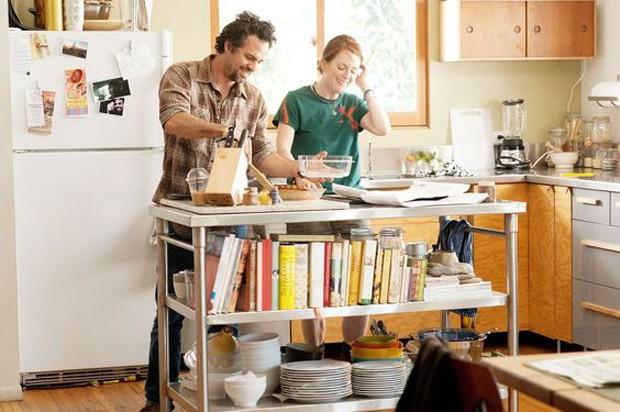 Cozinhas de filmes/séries: Minhas mães e meus pais (Foto: Pinterest/Reprodução)