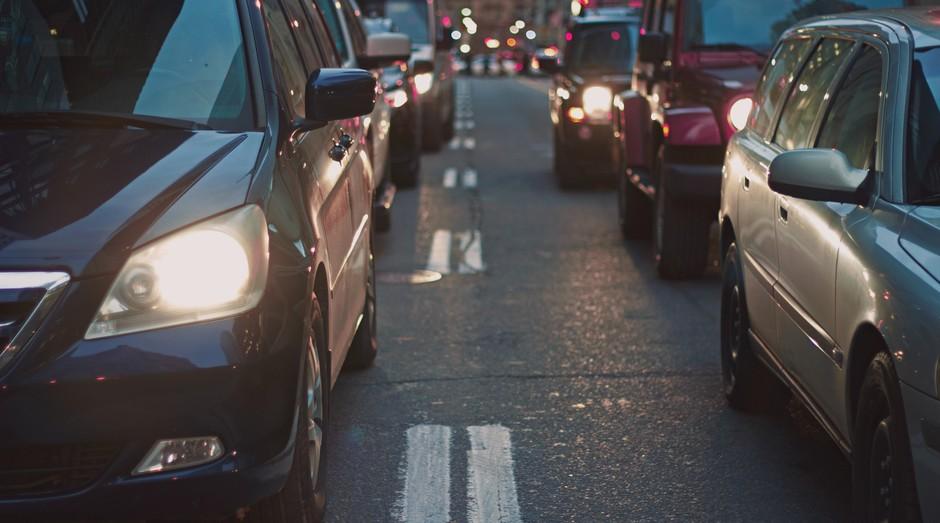 Carros, trânsito, automóvel, veículo (Foto: Reprodução/Pexels)
