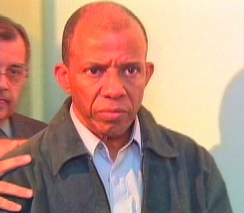 Médico Helcio Andrade, preso em Tremembé por abusar de pacientes passa para regime aberto — Foto: Reprodução/ TV Vanguarda