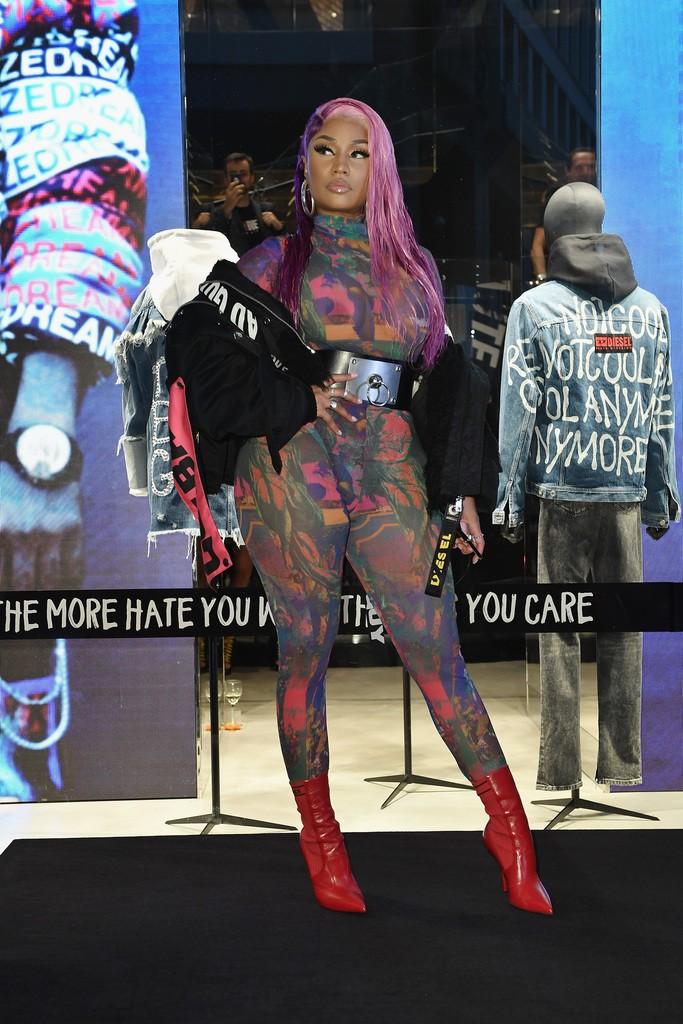 Nicki Minaj  (Foto: Divulgação)