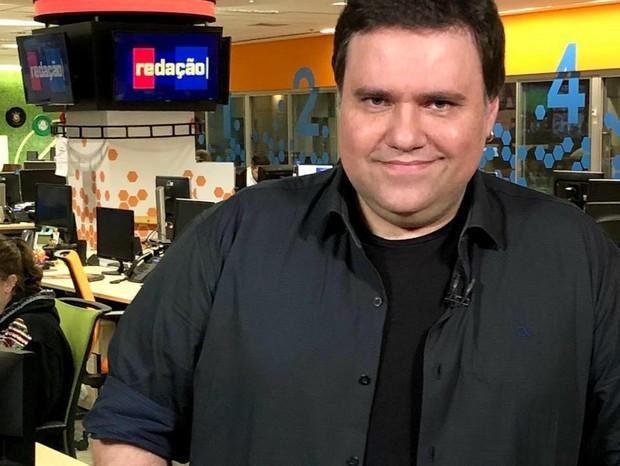 Rodrigo Rodrigues integra time de apresentadores do SporTV (Foto: Divulgação)