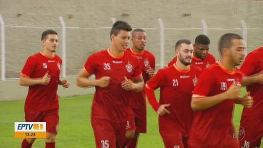 Boa Esporte começa os treinos de preparação para a temporada 2020