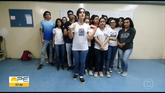 Estudantes buscam recursos para viajar para SP e disputar a final da Olimpíada Nacional de História
