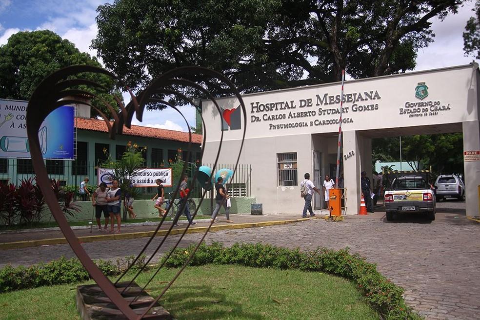 Hospital em Messejana terá o primeiro ambulatório para atendimento à Pessoa Trans do Ceará (Foto: Governo do Estado/Divulgação)