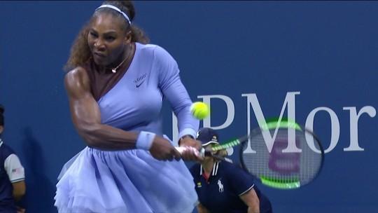 Serena x Osaka: finalistas do US Open têm perfis bem diferentes