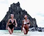 Juliana Sana e Sheron Menezzes   Thais Taverna