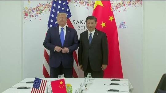 """Trump diz que reunião com presidente chinês foi """"excelente"""""""