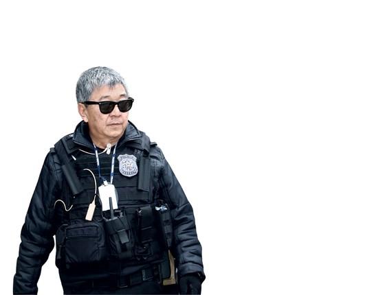 Newton Ishii o japa da Federal (Foto:  Geraldo Bubniak / AGB / Agência O Globo)