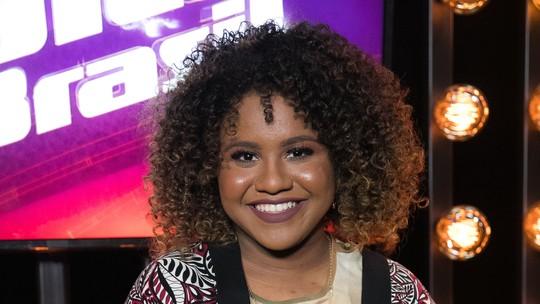 Ana Ruth comenta sua participação no 'The Voice': 'Coração cheio de gratidão'