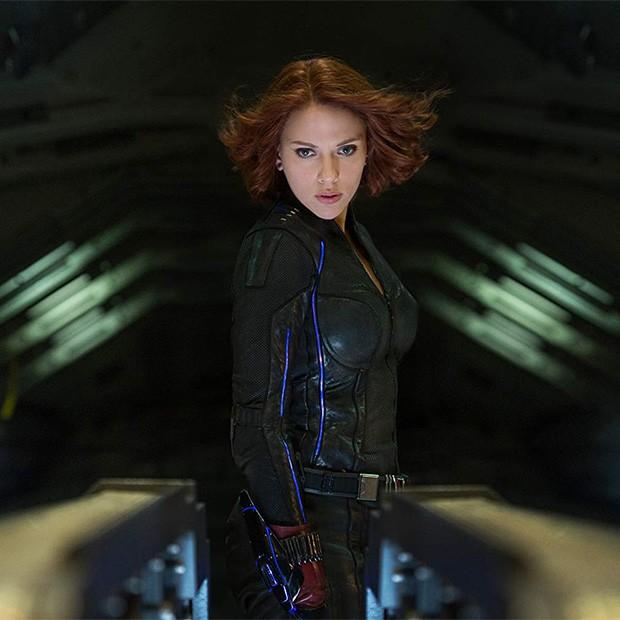 Scarlett Johansson como Viúva Negra (Foto: Divulgação)