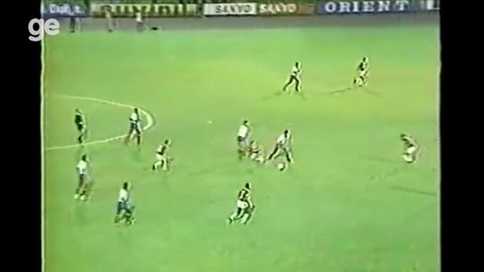 Bahia x Internacional - Campeonato Brasileiro 1988 - globoesporte.com