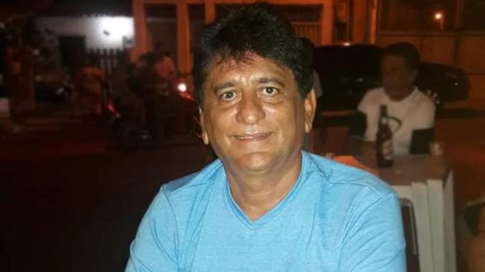 Ilzemar Oliveira Dutra, ex-prefeito de Santa Luzia do Tide (MA) — Foto: Divulgação/Redes Sociais