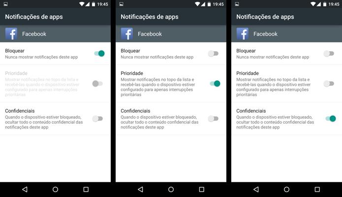 Mude as preferências de notificação (Foto: Reprodução/Paulo Alves)