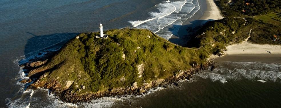 A Ilha do Mel, em Paranaguá — Foto: Acervo SEBRAE/Priscila Forone/Paraná Turismo