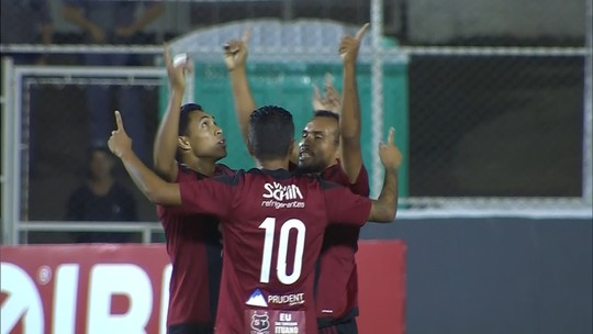 Ituano fez 5 a 1 no Paulistão pela última vez em 2017, contra o Linense; relembre