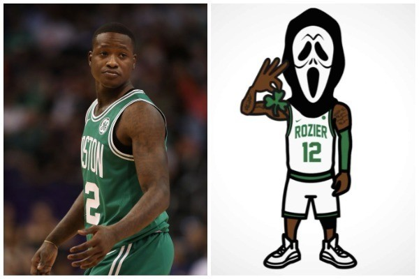 Terry Rozier (Foto: Getty Images / Twitter)