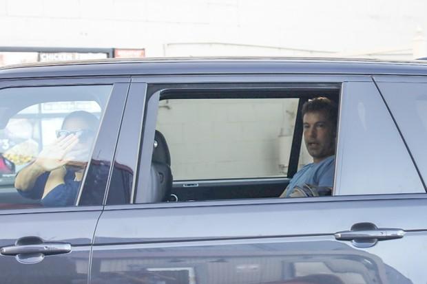 Ben Affleck e Jennifer Garner (Foto: Backgrid)