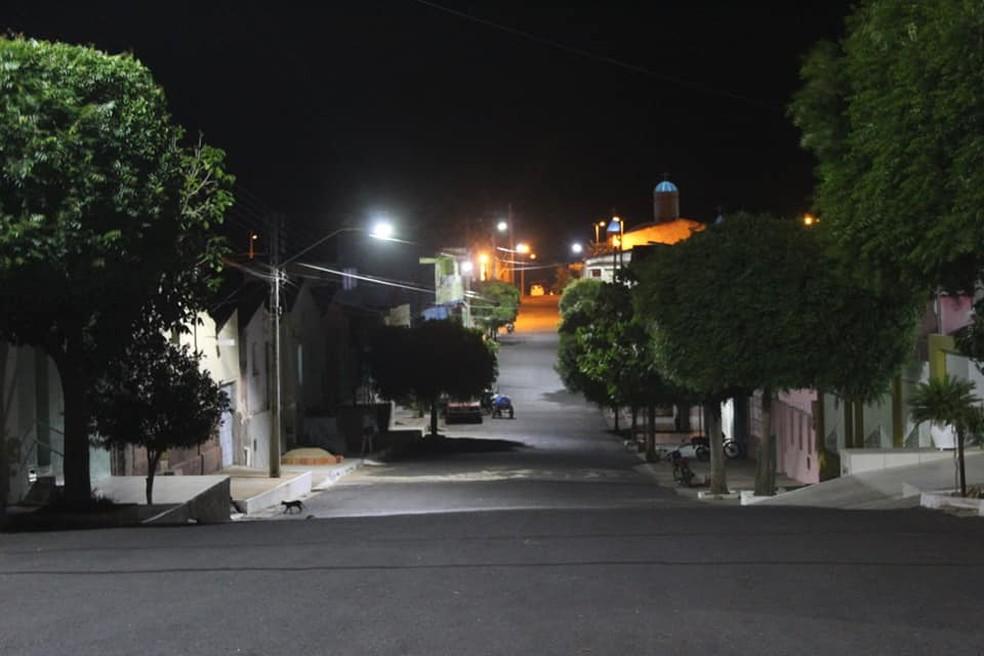 Crime aconteceu em José da Penha, no Oeste potiguar (Arquivo) — Foto: Prefeitura de José da Penha