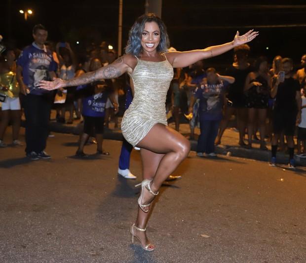Mylla Ribeiro (Foto: Daniel Pinheiro/AgNews)