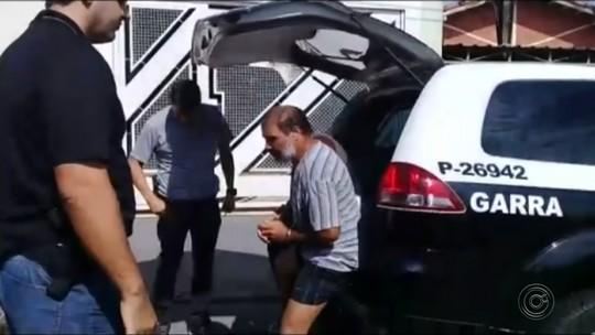 Polícia faz reconstituição do suposto homicídio de mecânico que sumiu em temporal