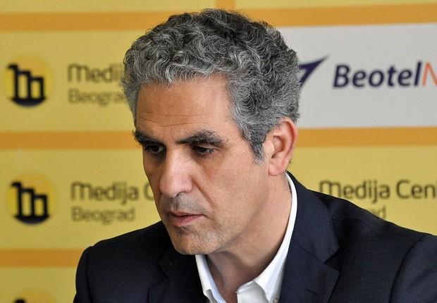 Marcello Foa não recebeu os votos necessários para assumir a RAI (Foto: Medija centar Beograd/Wikicommons)