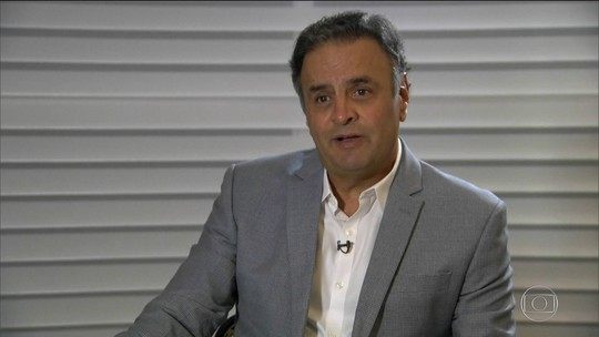 Ministro do STF manda investigação sobre Aécio para primeira instância
