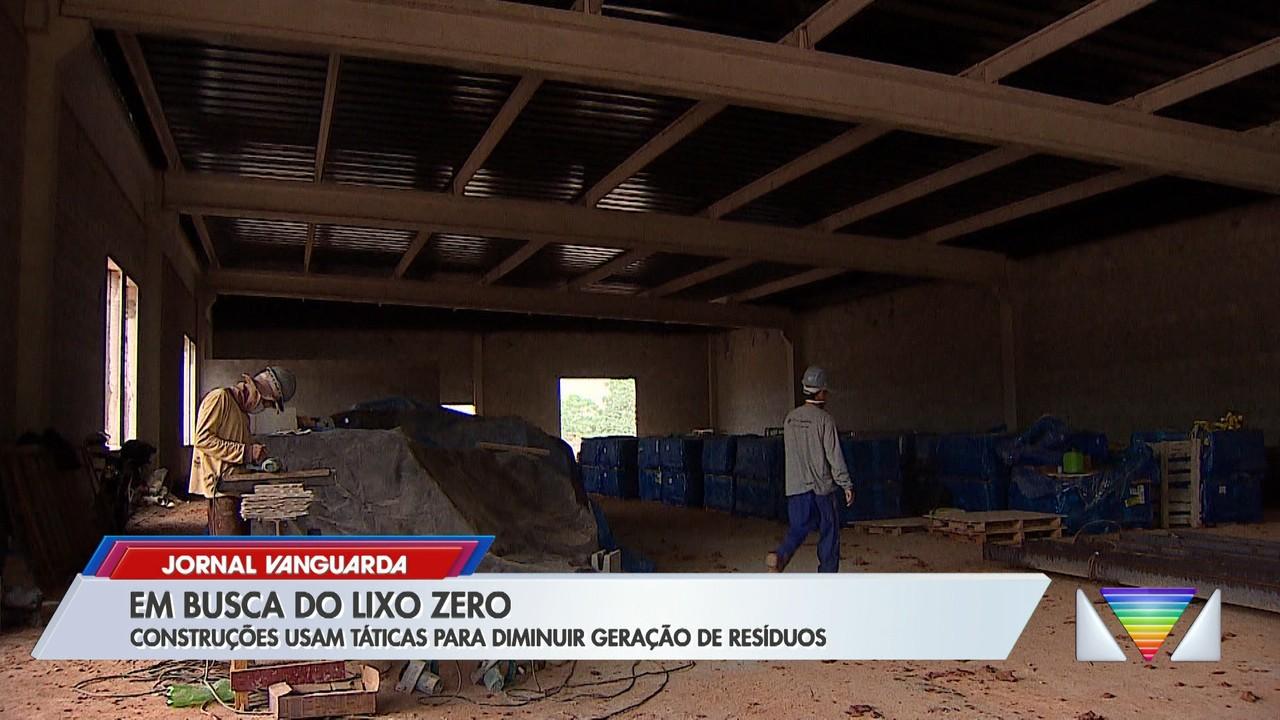 Construtoras usam táticas para diminuir geração de resíduos