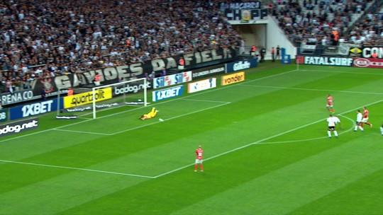 Com média de 12 chutes por gol, Inter se cobra por eficiência ofensiva em reta final