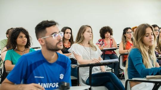 Foto: (Saulo Galdino/Universidade de Fortaleza)