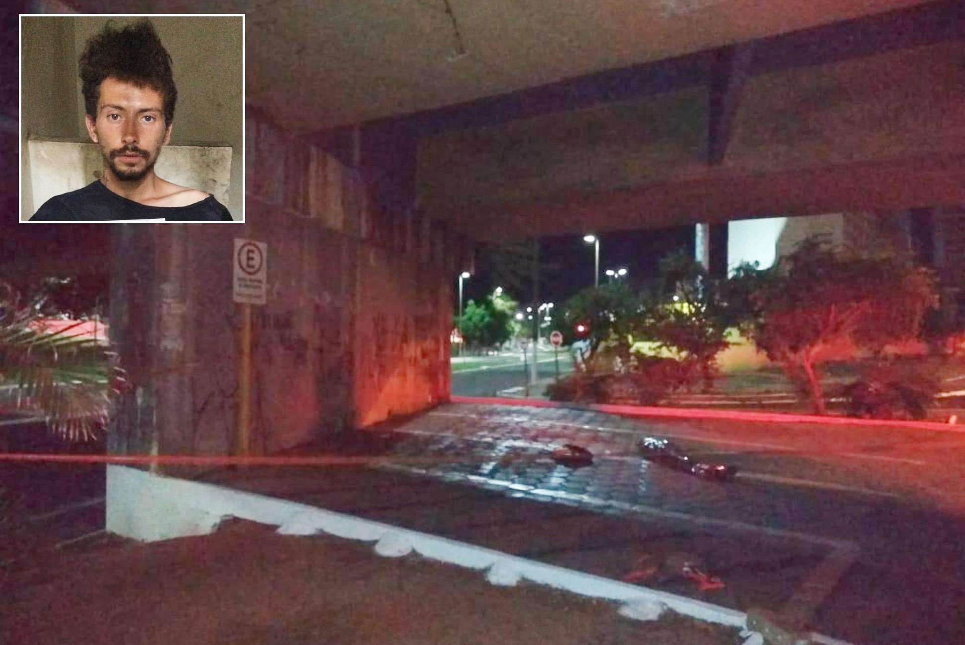 Comerciante suspeito de matar jovem que furtou sorvetes de loja se entrega à polícia e confessa crime