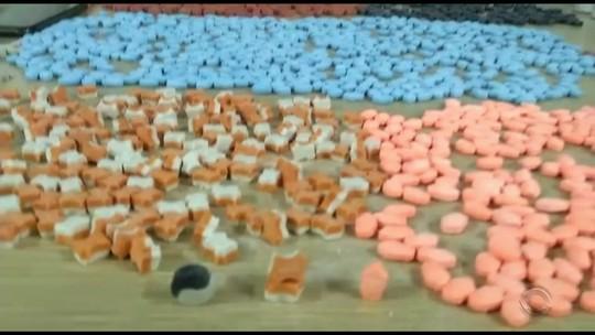 Polícia fecha laboratório de ecstasy em Gravataí e encontra drogas escondidas