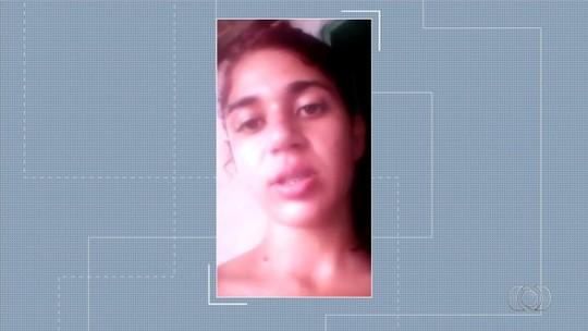 Jovem esfaqueada no meio da rua em São Simão tem alta e celebra 'nova chance'; Justiça mantém prisão do ex, suspeito do crime