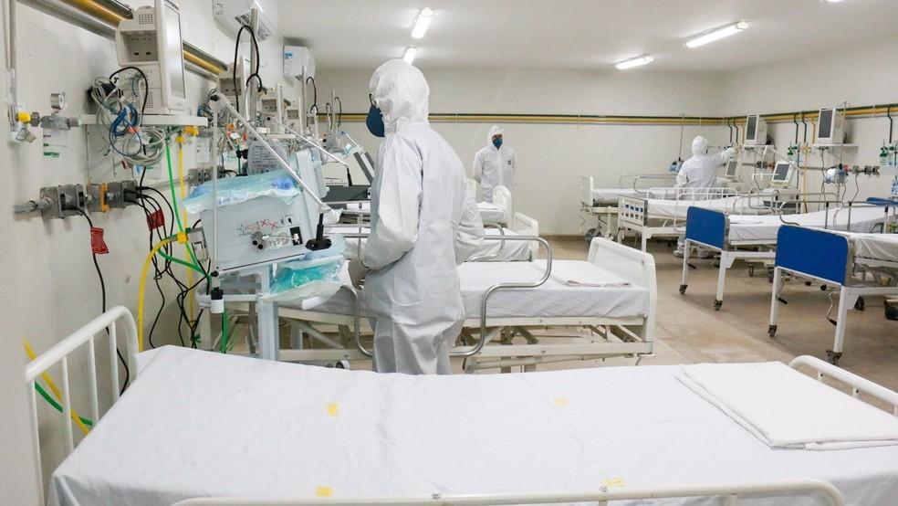 Casos de coronavírus na Paraíba em 31 de agosto de 2021 — Foto: Divulgação/Secom-JP