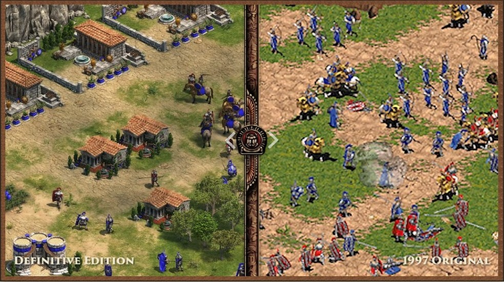 Five Age of Empires Similar games to mobile